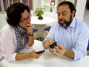 Antonio Moreno y Ana Medina miembros de iMisión