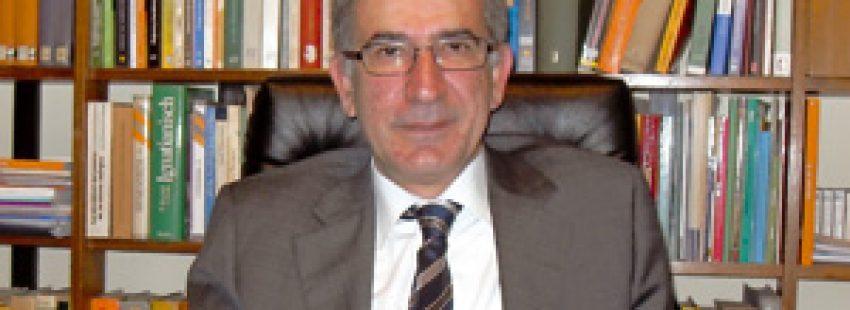 Diego Molina rector de la Facultad de Teología de Granada