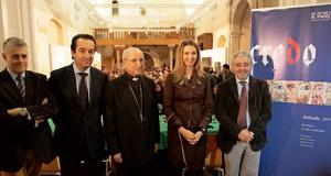 Presentación de Credo Edades del Hombre Arévalo Ávila mayo 2013