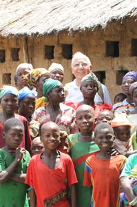 Jaime Moreno jesuita, responsable Servicio Jesuita al Refugiado República Centroafricana