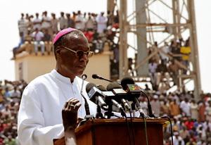 Jean Zerbo, arzobispo de Bamako