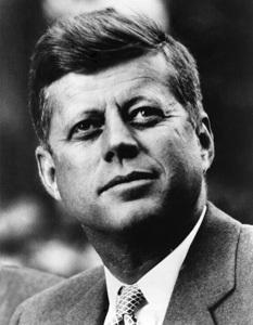 John F. Kennedy expresidente EEUU en 2013 50 años de su asesinato