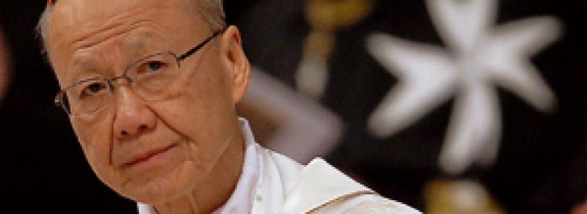 John Tong Hon, cardenal arzobispo de Pekín