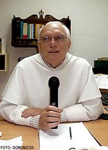 José Luis Gago, dominico, periodista, fallecido en 2012