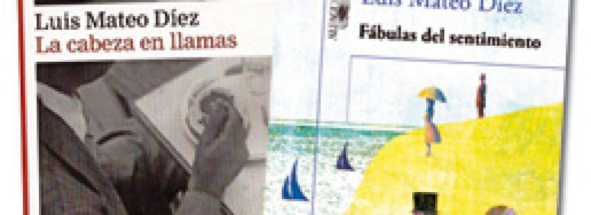 libros de Luis Mateo Díez escritor y académico