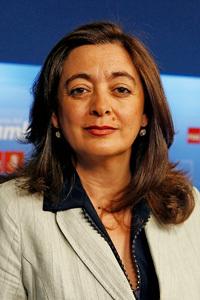 Mar Moreno, consejera de Educación de la Junta de Andalucía