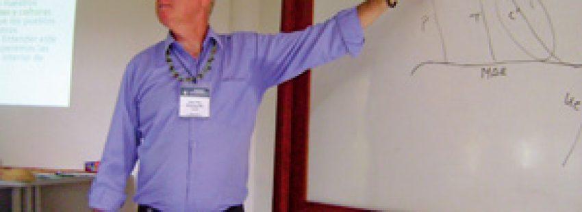 Paul McAuley hermano de La Salle defensor indígenas Amazonía