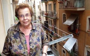 Pilar Malla exdirectora de Cáritas Barcelona