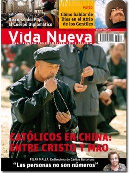 Portada Vida Nueva Católicos en China enero 2013