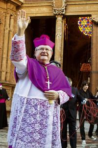 Xavier Salinas nuevo obispo de Mallorca