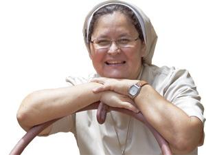 Xiskya Valladares religiosa fundadora de iMision