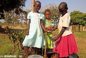 Casa del Redentor en Uganda para niños abandonados