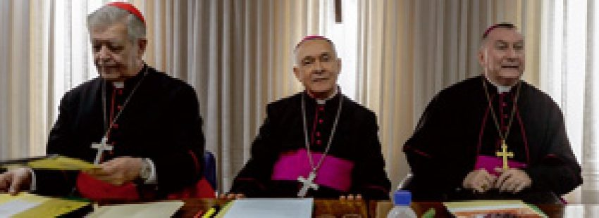 apertura de la Asamblea Plenaria Conferencia Episcopal Venezuela enero 2013