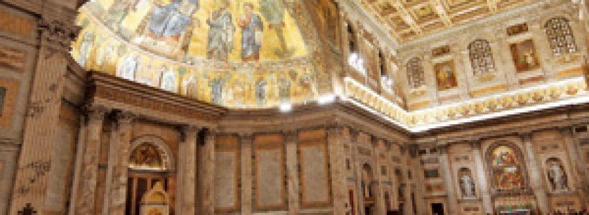 clausura Semana Oración de los Cristianos en San Pablo Extramuros 2013