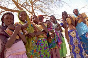 proyecto de educación de Entreculturas en Chad