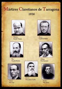 mártires claretianos de la Guerra Civil de Tarragona serán beatificados en 2013
