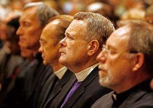 obispos de la Federación Luterana Mundial