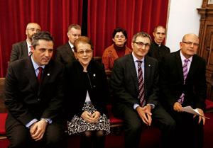 Miguel Ángel Hernández Robledo y otros nuevos cargos de la UPSA