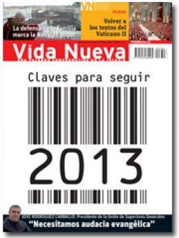 Vida Nueva portada Noticias 2013