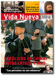 Vida Nueva portada Católicos en China enero 2013