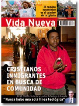 Vida Nueva portada Cristianos inmigrantes buscan comunidad enero 2013