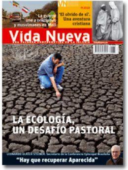 Vida Nueva portada Ecología enero 2013