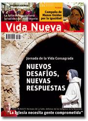 Vida Nueva portada Jornada Vida Religiosa febrero 2013