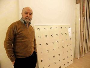 Juan Ignacio García Velilla galerista expone en ARCO