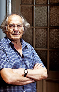 Adolfo Pérez Esquivel premio Nobel de la Paz argentino
