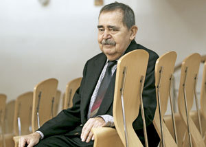 Eugenio Trías, filósofo español fallecido en 2013