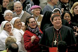 Joao Braz de Aviz cardenal brasileño presidente dicasterio vaticano religiosos