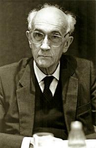 José Gómez Caffarena, jesuita filósofo fallecido en 2013