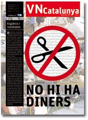 Vida Nueva Catalunya portada febrero 2013 recortes e Iglesia