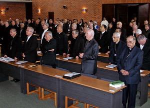 asamblea plenaria de los obispos de Colombia febrero 2013