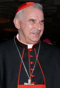 cardenal Keith O'Brien escocés no participará en el cónclave