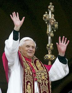 elección papa Benedicto XVI 19 abril 2005