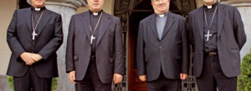 obispos del País Vasco y Navarra
