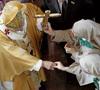 """Españoles en Roma: """"Benedicto XVI ha hablado más fuerte que muchos de sus escritos"""""""