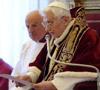 El papa Benedicto XVI dimitirá el próximo 28 de febrero