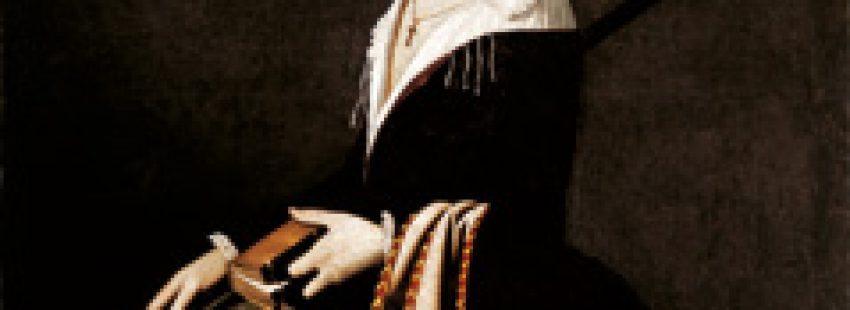 santa Marina cuadro pintado por Zurbarán