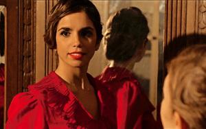 Elena Furiase actriz de la película Un Dios prohibido