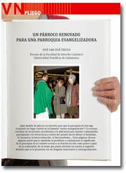 Vida Nueva Pliego Párroco renovado y parroquia evangelizadora