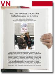 Vida Nueva Pliego Red África-Europa cumple 25 años