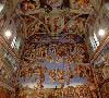 Capilla Sixtina donde se celebra el cónclave