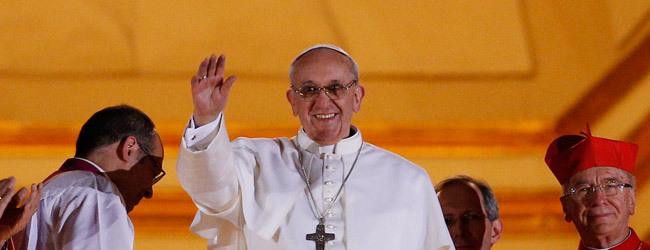 cardenal Jorge Mario Bergoglio nuevo papa Francisco