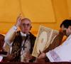 primeras palabras del papa Francisco I