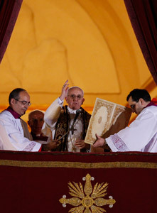 primeras palabras papa Francisco