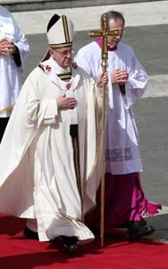papa Francisco misa de inicio del Pontificado 19 marzo 2013