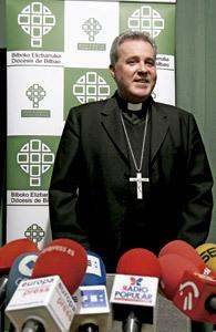 Mario Iceta, obispo de Bilbao, habla sobre papa Francisco