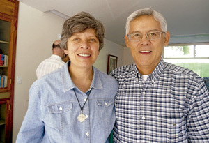 Mercedes Casas y Gabriel Naranjo presidenta y secretario CLAR